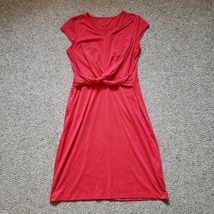 ExOfficio WanderLux Twist Dress